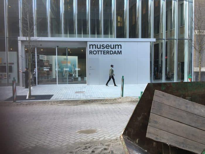 camerabeveiliging Rotterdam Museum