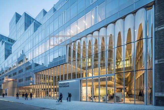 Samsung Camerabewaking voor Museum Rotterdam
