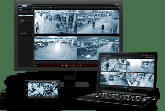 milestone camerasysteem