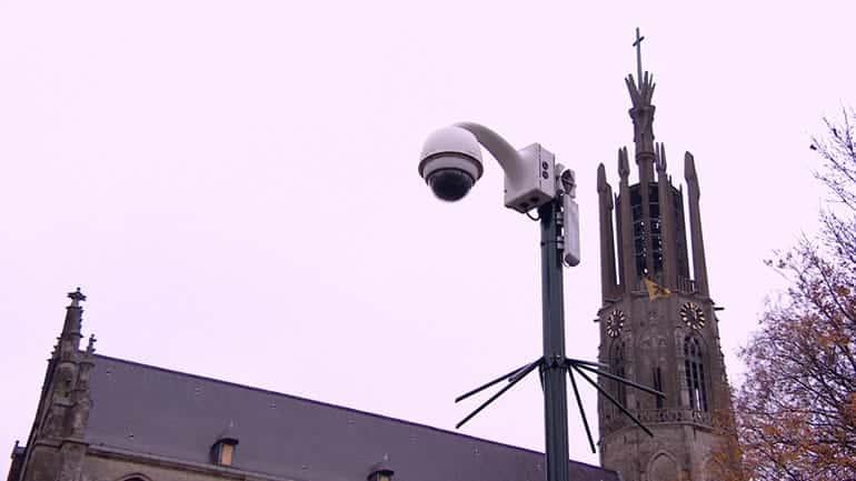 camerabeveiliging appartementen