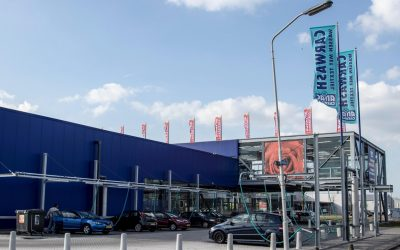 Dahua camera oplossing voor Melishcarwash Breda