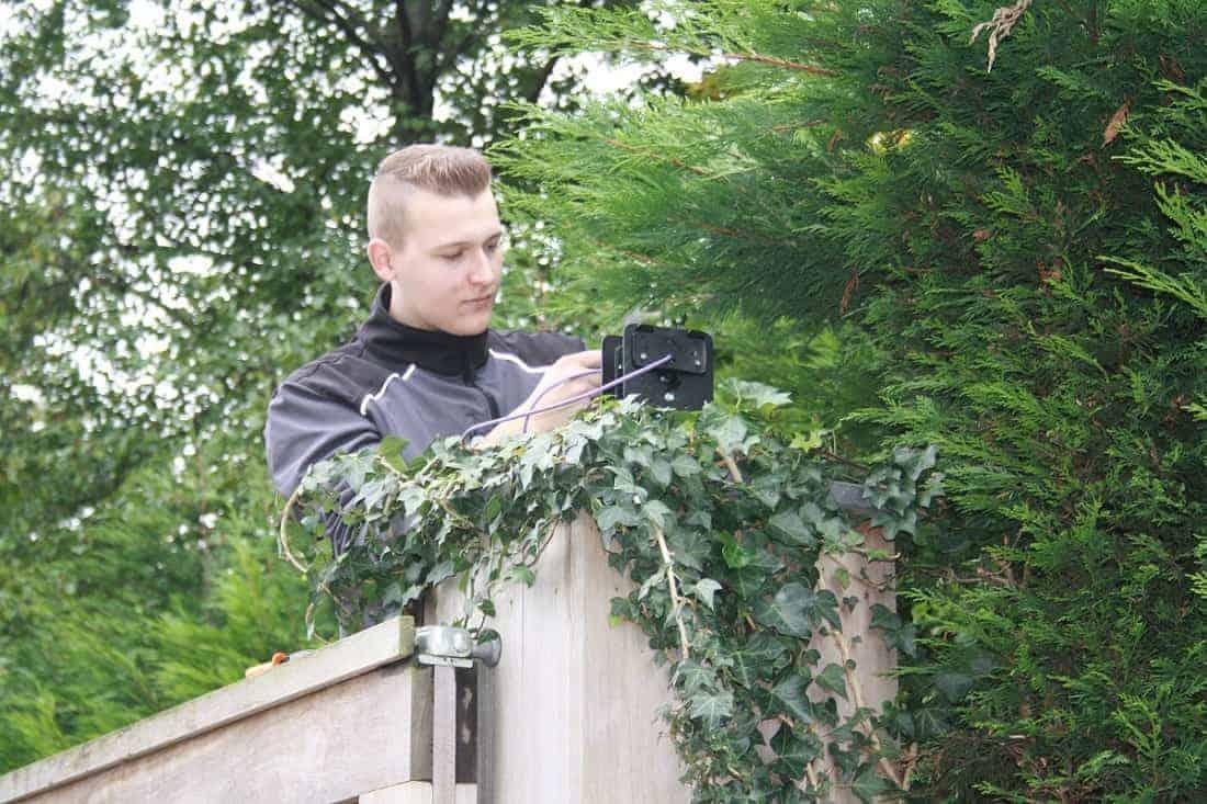 camera installatie bedrijf