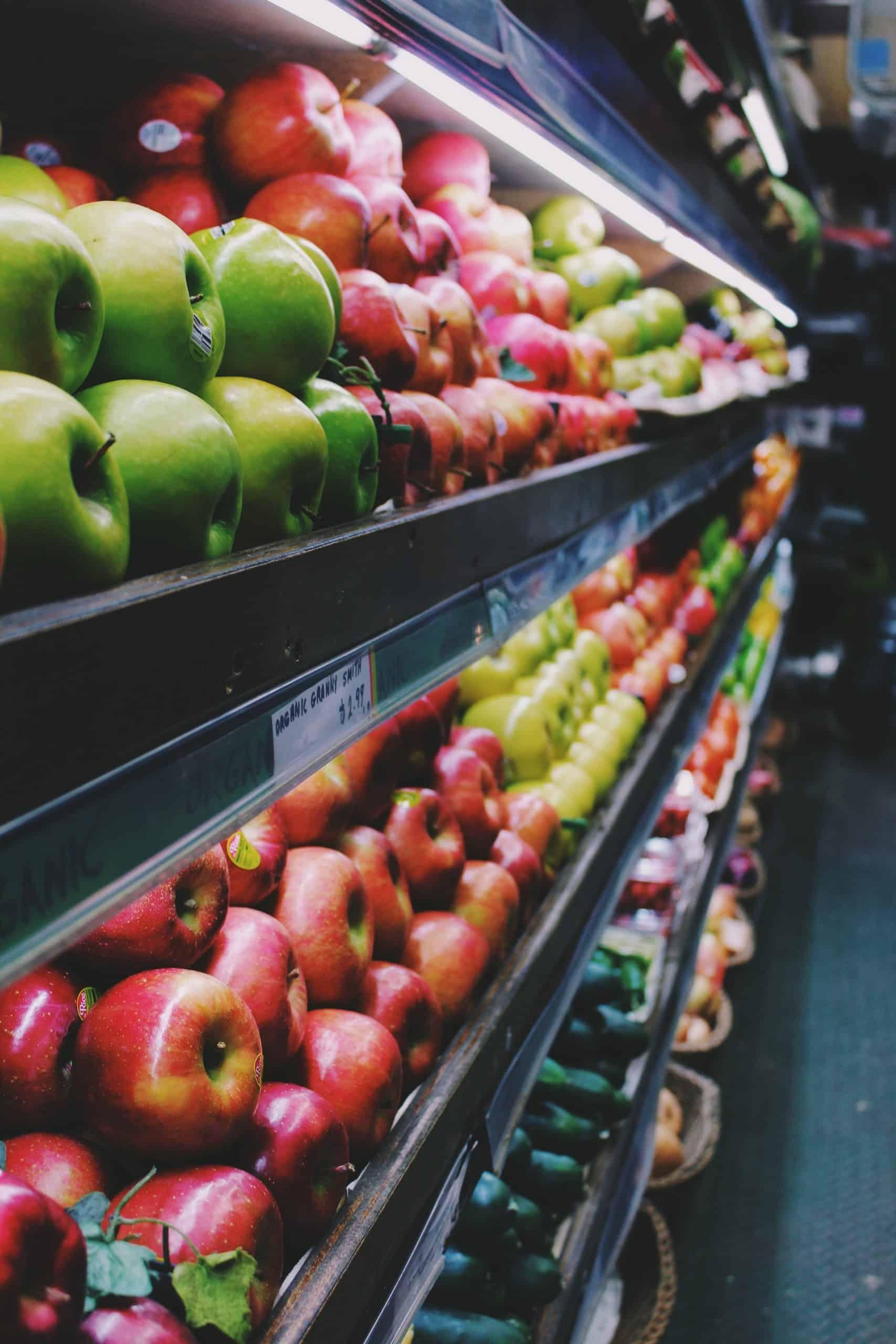 camerabeveiliging supermarkt