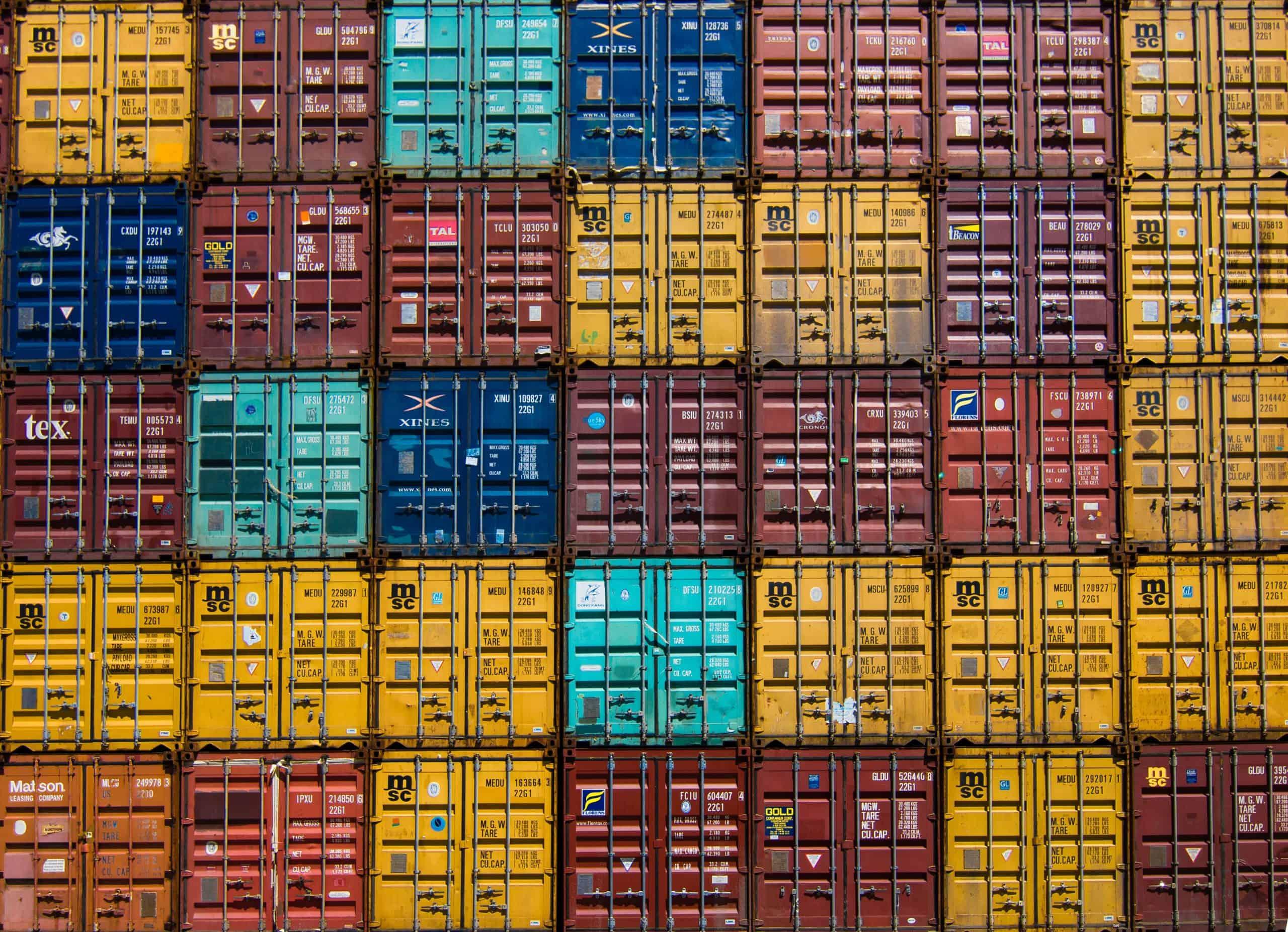 Logistiek en transport camerabewaking