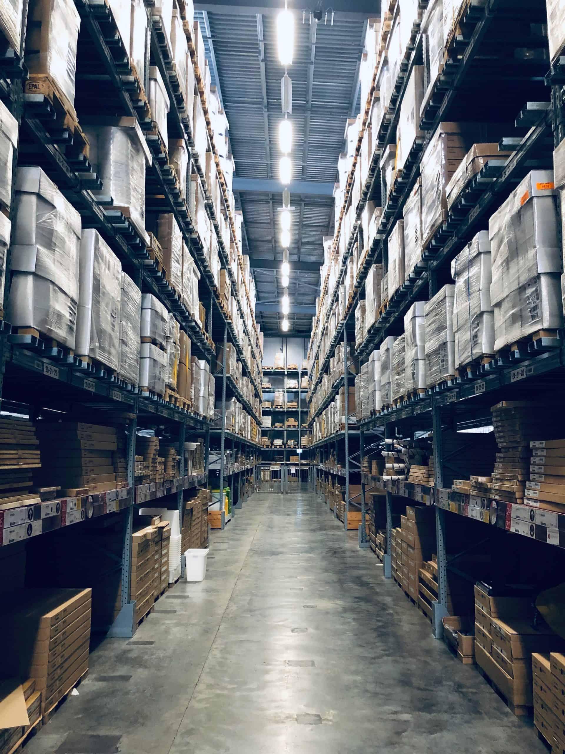 beveiliging warehouse