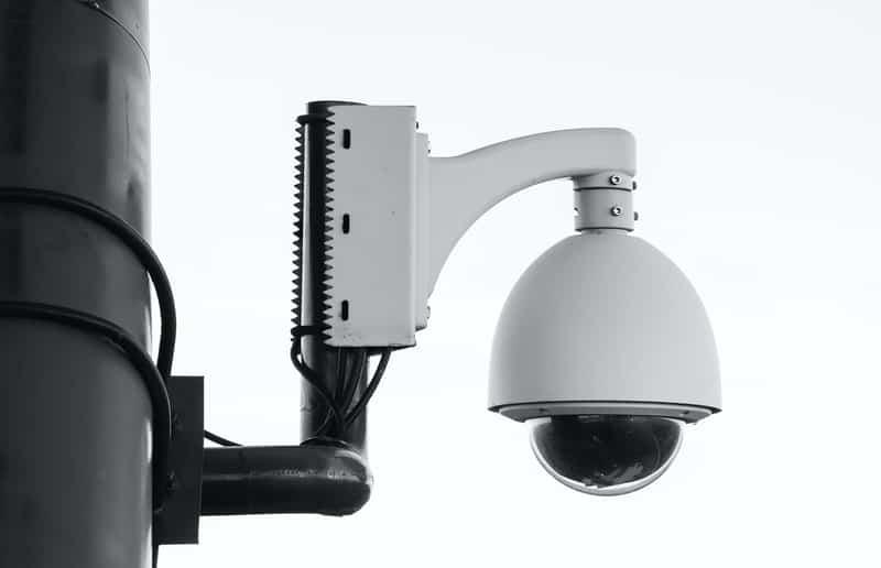 RRB Security camerasysteem