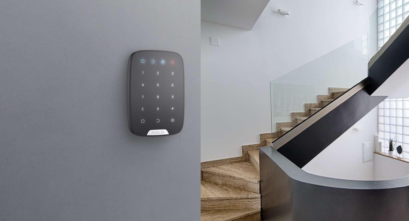 alarmsysteem installatie