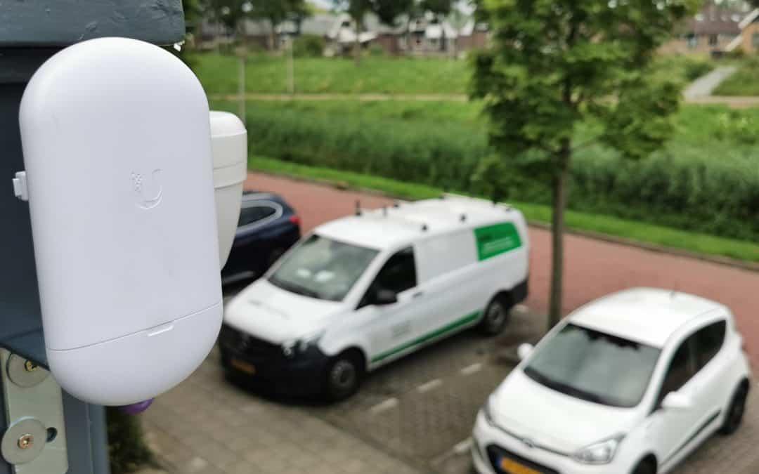 Camerabeveiliging VVE Barendrecht Waardeburcht en Zuylenburcht