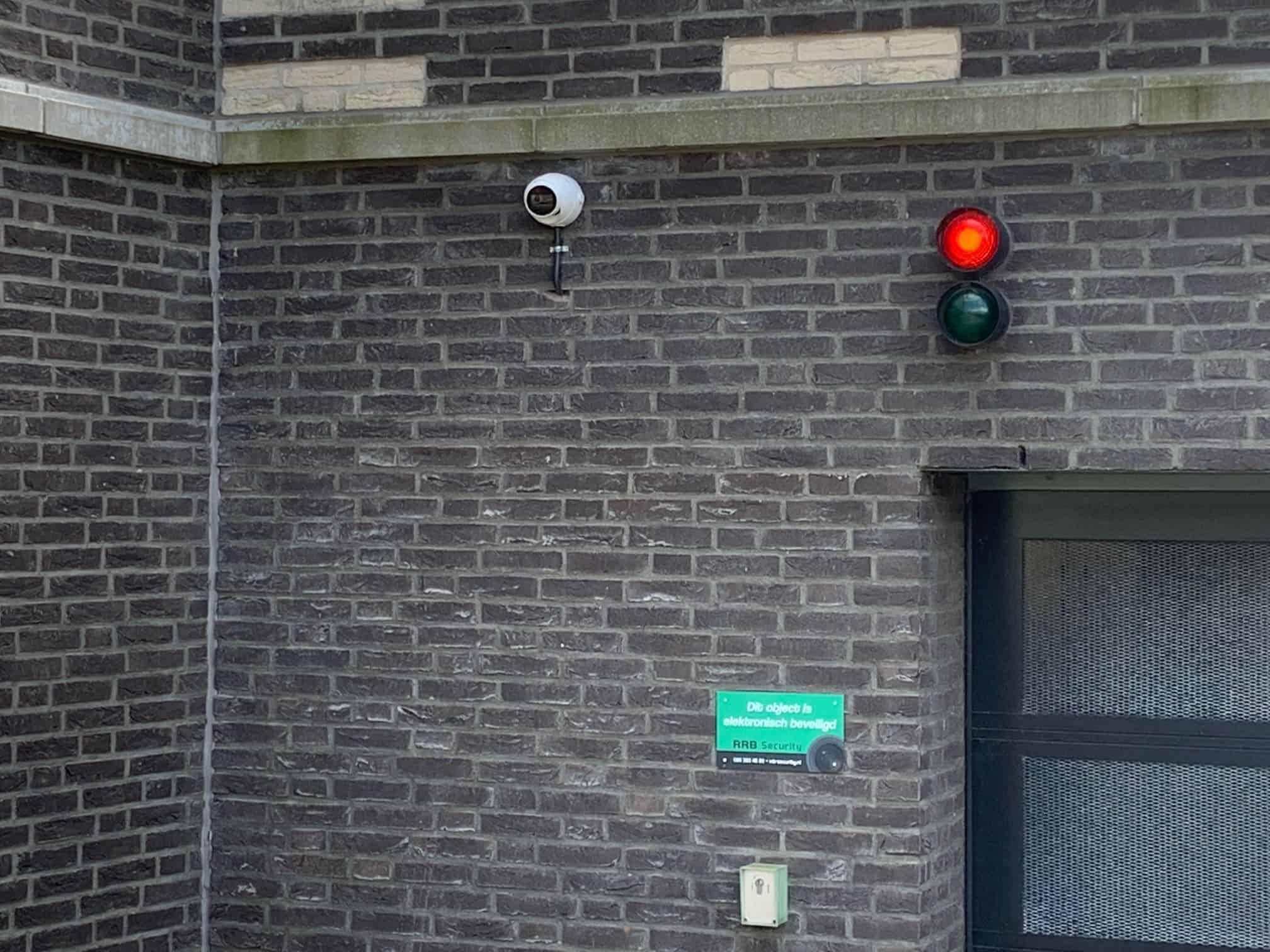 camerabeveiliging vve barendrecht